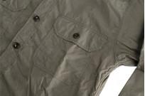 Mister Freedom Snipes Shirt - Olive Drab Poplin - Image 10