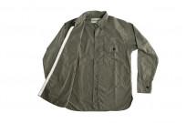 Mister Freedom Snipes Shirt - Olive Drab Poplin - Image 13