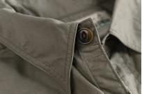 Mister Freedom Snipes Shirt - Olive Drab Poplin - Image 16