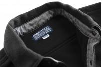 Iron Heart Micro Fleece CPO Shirt - Cozy Time Black - Image 9