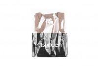 3sixteen Garment Dyed Long Sleeve T-Shirt - Clove - Image 1