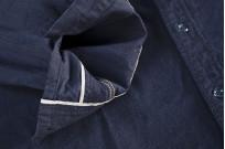 Seuvas Workshirt - Double Indigo Chambray - Image 6
