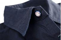 Seuvas Workshirt - Double Indigo Chambray - Image 7