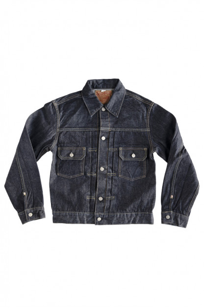 Sugar Cane 1953 Type II Raw Denim Jacket - Rinsed