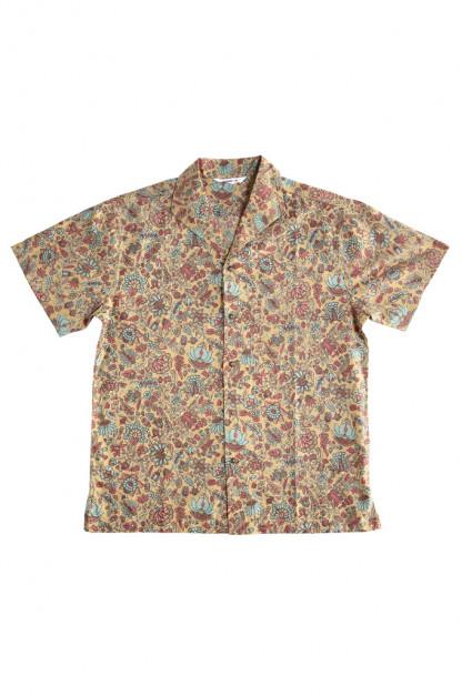 3sixteen Leisure Shirt - Sand Floral