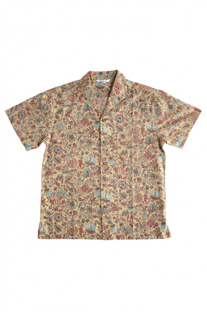 3sixteen Leisure Shirt - Sand Floral