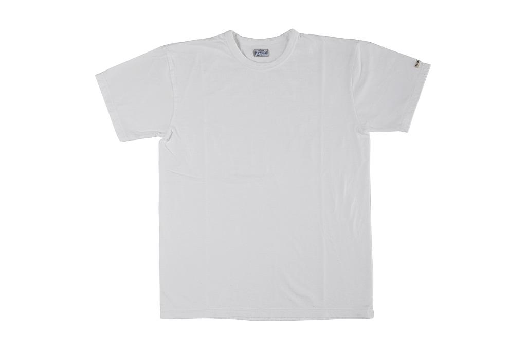 Flat_Head_Loopwheeled_Blank_T-Shirt_Whit