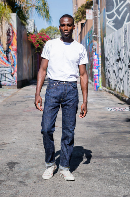 Mister Freedom Californian Lot 64 Jeans - Paniolo Edition