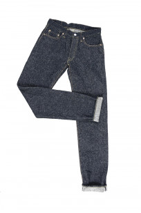 "Strike Gold ""Keep Earth"" Natural Indigo Jeans / 0103KE - Straight Leg - Image 10"