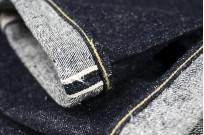 "Strike Gold ""Keep Earth"" Natural Indigo Jeans / 0103KE - Straight Leg - Image 12"