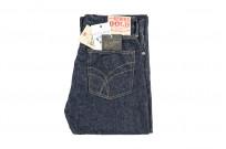 "Strike Gold ""Keep Earth"" Natural Indigo Jeans / 0104KE - Straight Tapered - Image 4"