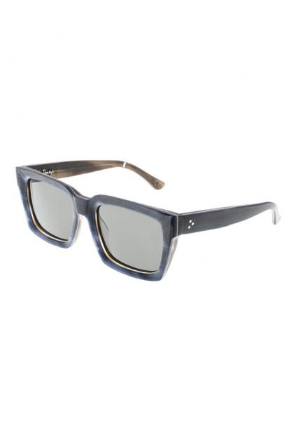 Dandy's Hand Cut Acetate Sunglasses - Bel Tenebroso / BMS