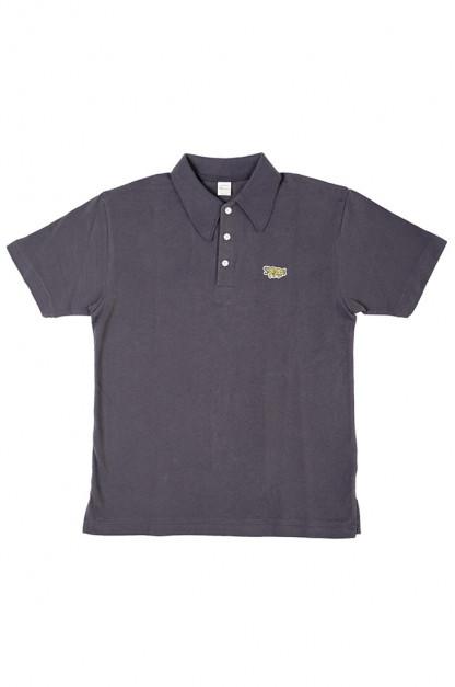 Warehouse x Yusuke Hanai Pique Cotton Polo Shirt
