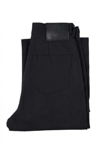 Rick Owens DRKSHDW Geth Jeans - Made In Japan 16oz Black/Black