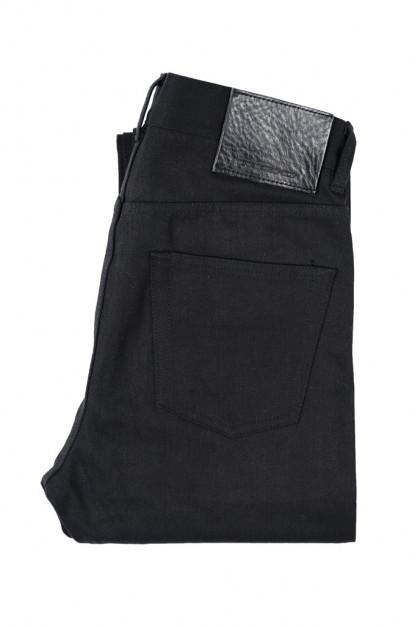 Rick Owens DRKSHDW Detroit Jeans - Made In Japan 16oz Black/Black