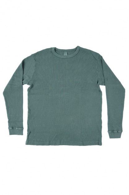 3sixteen Arcoíris Collection / Overdyed Thermal - Emerald