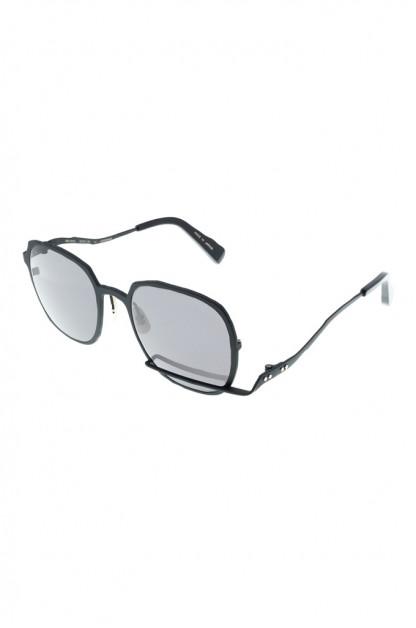 Masahiro Maruyama Titanium Sunglasses - MM-0059 / #2 Black