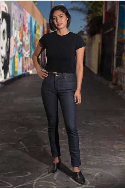 3sixteen+ 66BSP Skinny Jeans - Indigo