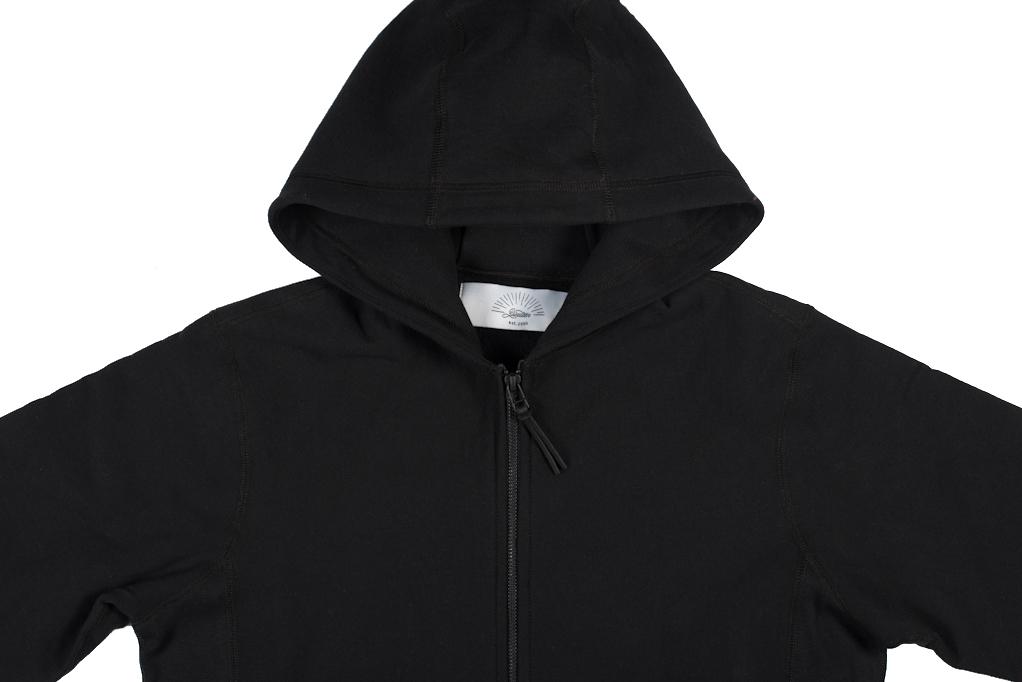 3sixteen Heavyweight Hoodie - Black - Image 1