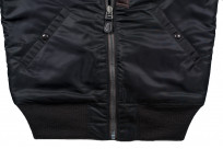 Buzz Rickson x William Gibson MA-1 Coat - Long - Image 5