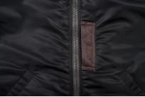 Buzz Rickson x William Gibson MA-1 Coat - Long - Image 4