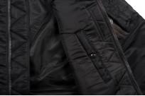 Buzz Rickson x William Gibson MA-1 Coat - Long - Image 10