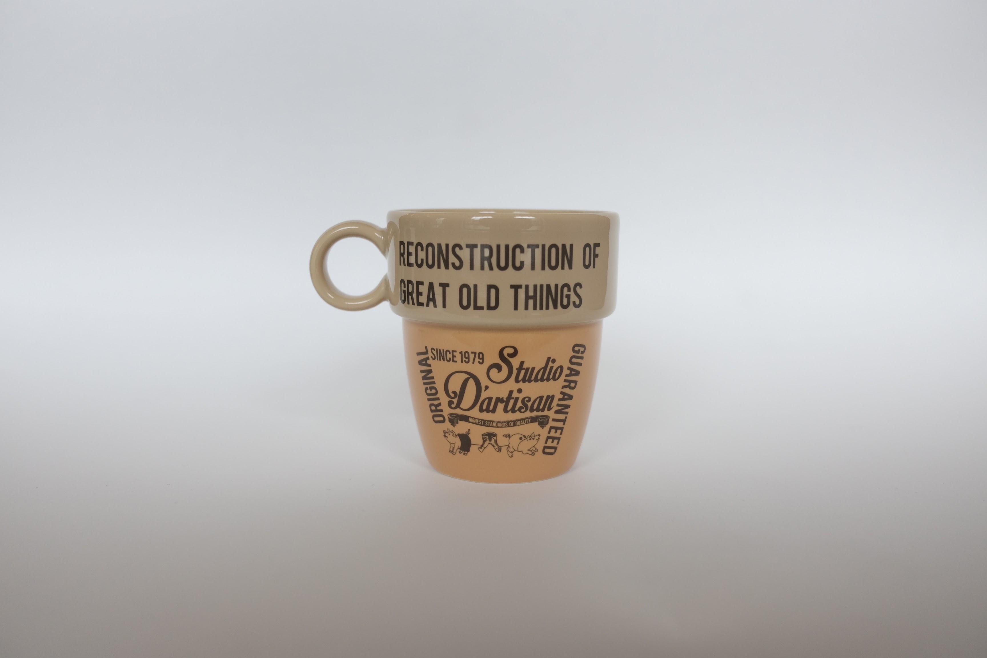 Studio D'Artisan Stoneware Mug - Image 4
