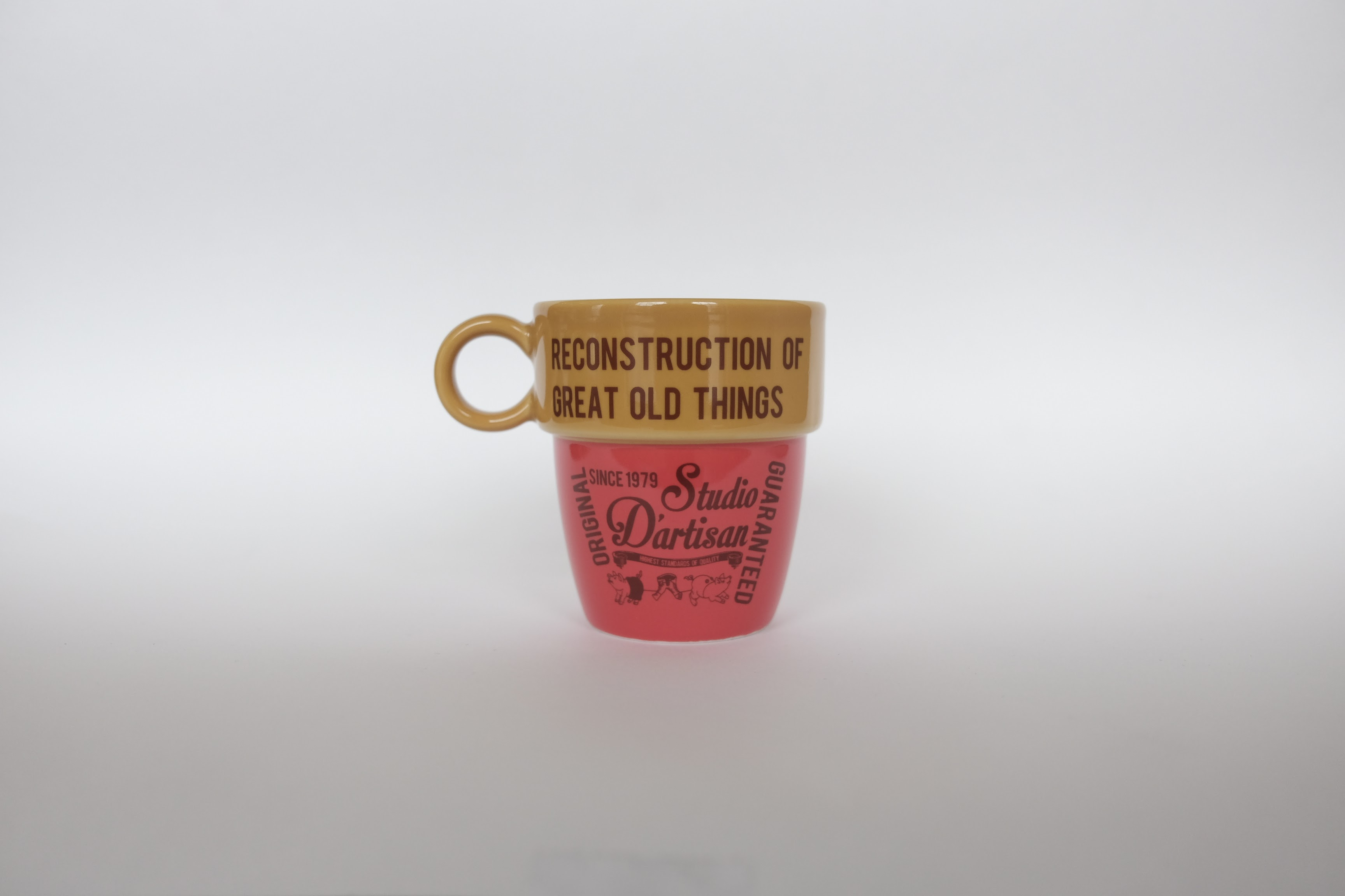 Studio D'Artisan Stoneware Mug - Image 5