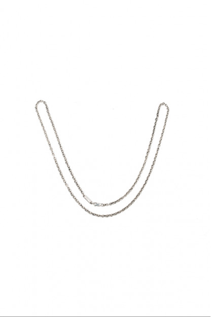 Good Art Sterling Silver Frisco Chain