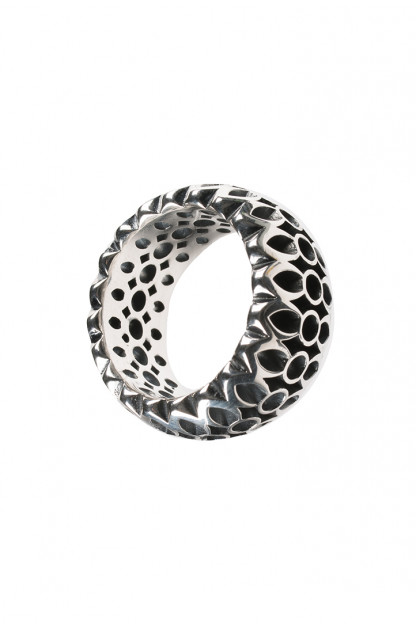 Good Art Model 25 Sterling Ring