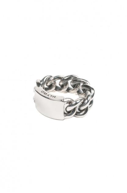 Good Art Curb Chain ID Ring