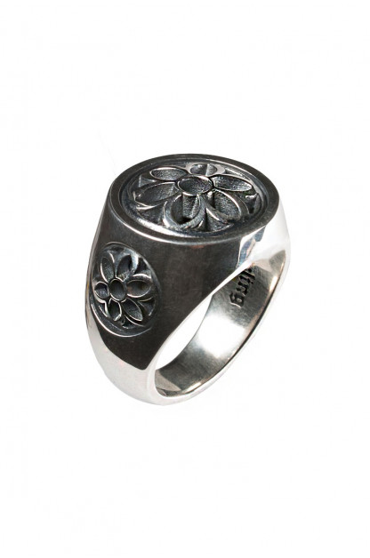 Good Art Rosette Club Ring