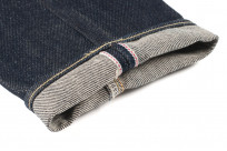 Iron Heart 633s 21oz Selvedge Jean - Straight Tapered - Image 6