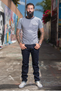 Iron Heart 633s-14 Lightweight 14oz Denim Jean - Straight Tapered - Image 0
