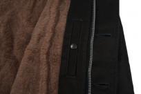 Iron Heart Alpaca-Lined N-1 Deck Jacket - Black - Image 3