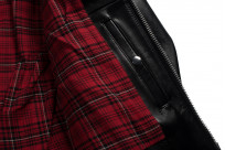 Iron Heart Horsehide Leather Jacket - Black Battle Edition - Image 3