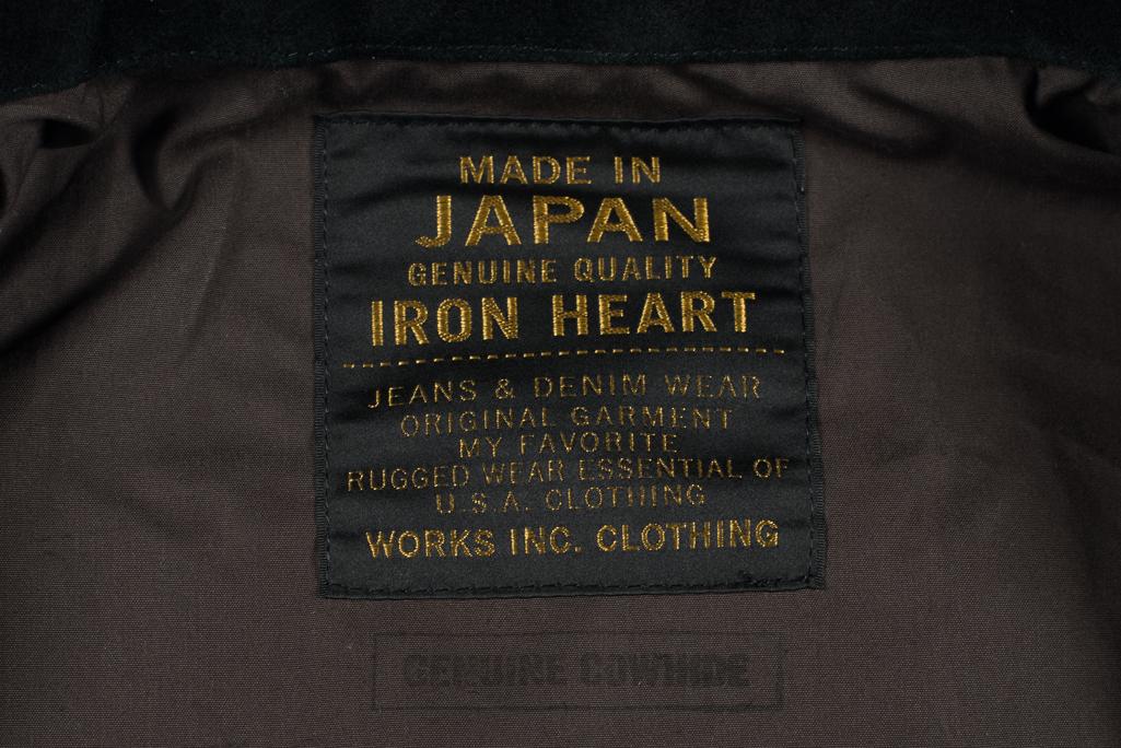Iron Heart Split Steer Modified Type III Jacket - Image 2