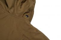 Iron Heart Alpaca-Lined N-1 Deck Jacket - Khaki - Image 13