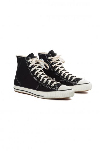 John Lofgren x Self Edge Dessau High-Top Sneakers - Black