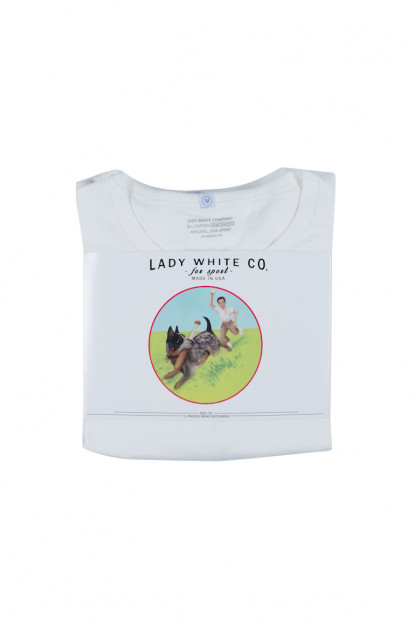 Lady White Our White T-Shirt 2-Pack
