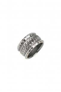Neff Goldsmith Sterling Silver Vast Regal Ring - Image 0