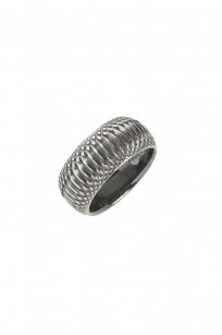Neff Goldsmith Sterling Silver Inverted Soul Ring - Image 0