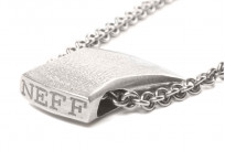 Neff Goldsmith Sterling Silver Necklace & Pendant - Axe Head - Image 9