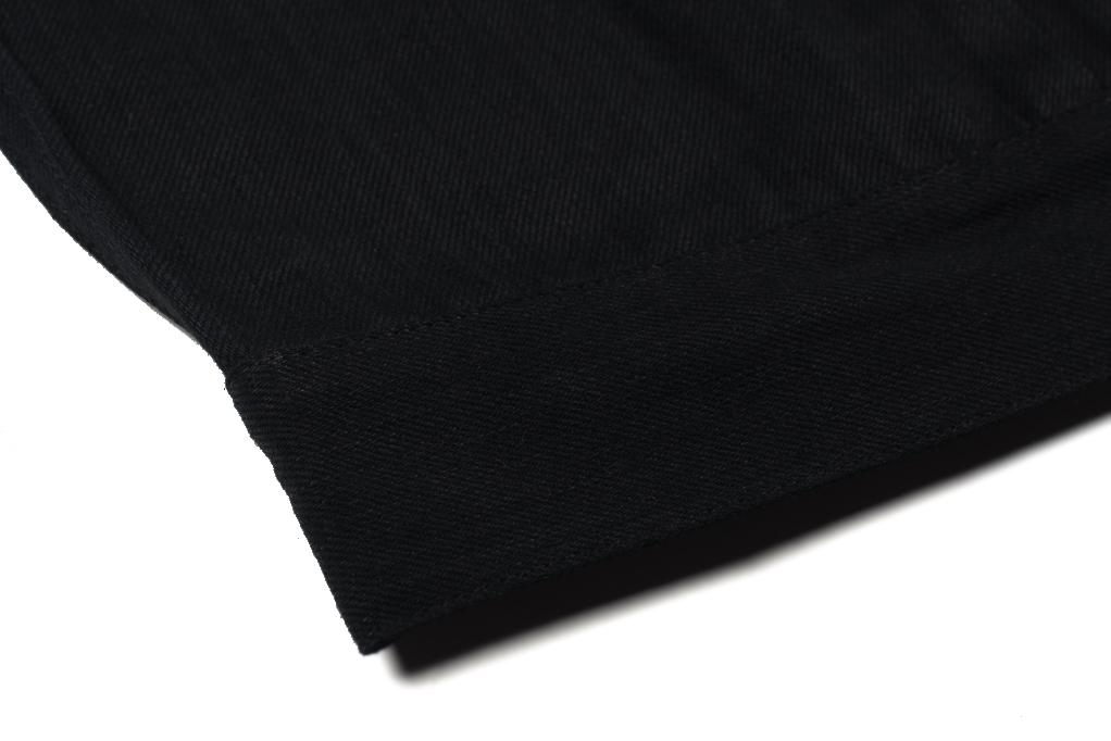 Sugar Cane 1953 Type II Denim Jacket - Black - Image 3