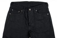 Sugar Cane Type III Black Denim Jeans - Slim - Image 1
