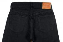 Sugar Cane Type III Black Denim Jeans - Slim - Image 4