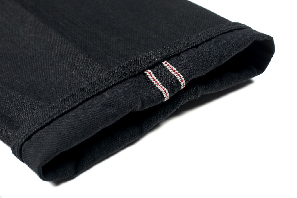 Sugar Cane Type III Black Denim Jeans - Slim - Image 2
