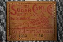 Sugar Cane 1953 Type II Unsanforized Raw Denim Jacket - Image 1