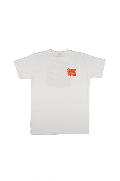 Self Edge x Florian Bertmer South of the Border T-Shirt - White