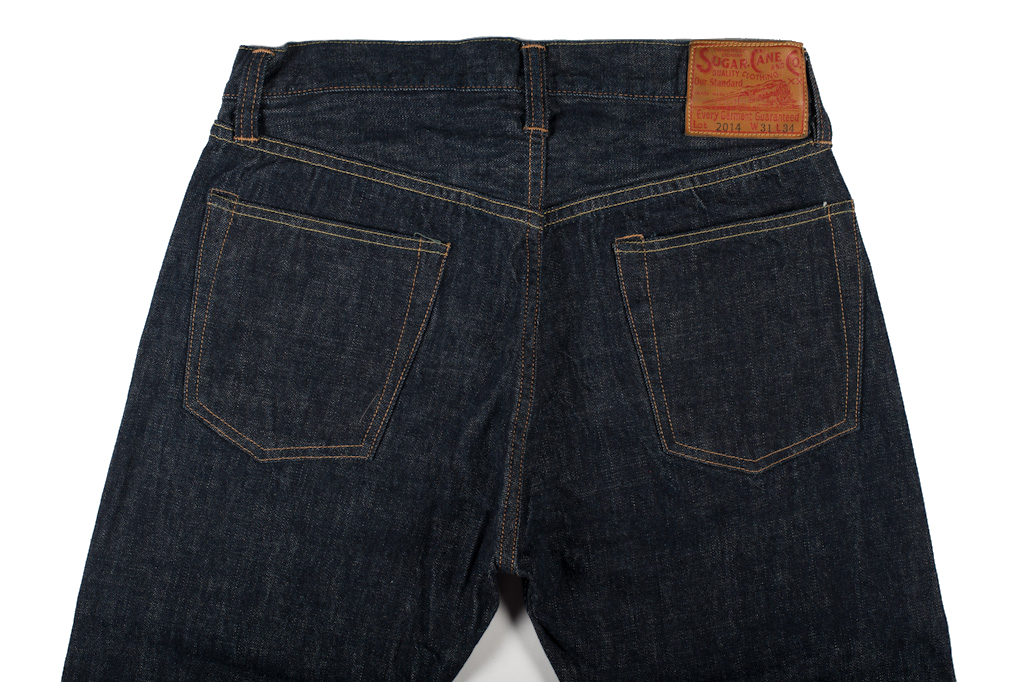 Sugar Cane 2014 Jean - Slim Tapered - Image 4